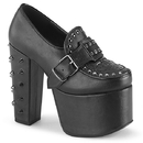 Demonia TORMENT-500 Women's Heels & Platform Shoes