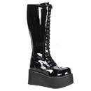 Demonia TRASHVILLE-502 Unisex Platform Shoes & Boots, 3 1/4