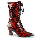 Funtasma VICTORIAN-120BL Women's Boots, 2 3/4