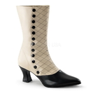 Funtasma VICTORIAN-123 Women's Boots, 2 3/4