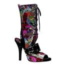 Demonia ZOMBIE-103 Women's Heels & Platform Shoes, 4 1/2