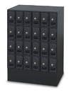 Postal Products Unlimited N1022337 4 Tier Guardian Personal Privacy Locker