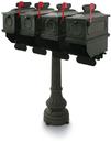 Postal Products Unlimited N1026033 Carthage 1812 Multiple Mailboxes