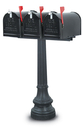 Postal Products Unlimited N1027935 Washburn Multiple Colonial Mailboxes