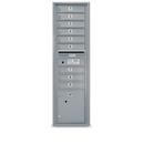 Postal Products Unlimited N1029416 9 Door Standard 4C Mailbox with 1 Parcel Door