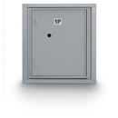 Postal Products Unlimited N1029448 Standard 4C Mailbox with 1 Parcel Locker