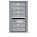 Postal Products Unlimited N1029453 6 Door Standard 4C Mailbox
