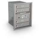 Postal Products Unlimited N1033997 4 Door Standard 4C Mailbox