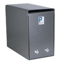 Protex SDB-106 Under The Counter Drop Box With Dual Lock