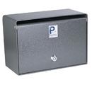 Protex SDB-200 Wall Mounted Drop Box With Tubular Lock