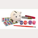 Partypro 3108 Decorate Your Own Piggy Bank