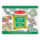 Partypro 4200 Jumbo Coloring Pad - Animal