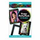 Partypro 5907 Scratch Art Magnetic Frames Party Pack