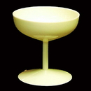 CHAMPAGNE GLASS 2IN. - IVORY