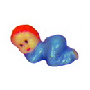 Partypro 80017P Blue Sleeping Baby - 1 Inch