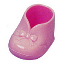 PINK BABY BOOTIE LARGE