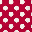 Partypro  Ruby Red Dots Lunch Napkins