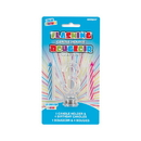 Partypro 37533 3-Flashing Candle Holder With Candle