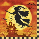 Partypro  Spooky Hollow Lunch Napkin