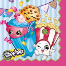 Partypro 42882 42882 Shopkins Lunch Napkin