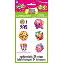 Partypro 42900 42900 Shopkins Tattoos