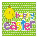 BRIGHT EASTER LUNCH NAPKIN