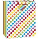 Unique 47129 Rainbow Birthday Medium Gift Bag
