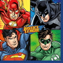 Partypro 49962 Justice League Luncheon Napkin