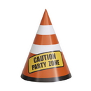 Partypro 52159 Construction Party Party Hat