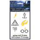 Unique Industries 59082 Harry Potter Temporary Tattoo