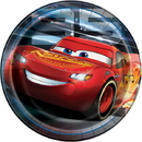 Partypro 59925 Cars Iii Dinner Plate