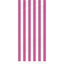 Partypro 62512 Discontinued Hot Pink Stripe Cello Bag
