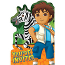 Amscan  Diego Invitations