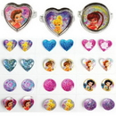 Partypro 396377 Tinkerbell Fairies Earring/Ring Favor