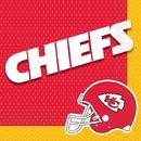 Amscan 512339 Kansas City Chiefs Lunch Napkin