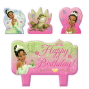Partypro 175071 Discontinued Princess & Frog Candle