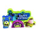 Partypro  Monsters University Cake Candle Set