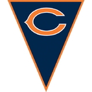 Partypro 122329 Chicago Bears Pennant Banner