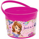 Partypro 261351 Sofia The First Favor Container