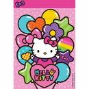 Amscan 371417 Hello Kitty Rainbow Treat Sack