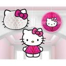 Partypro 291417 Hello Kitty Tissue Decorations