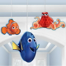 Partypro 291594 291594 Finding Dory Tisssue Decoration