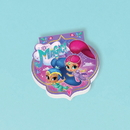 Partypro 397411 Shimmer & Shine Notepad Favors