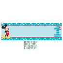 Partypro 120245 Mickey Fun To Be One Giant Banner