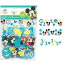 Amscan 361833 Mickey Fun To Be One Confetti