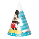 Amscan 251833 Mickey Fun To Be One Cone Hat