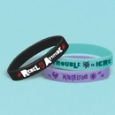 Partypro 398611 Descendants 2 Rubber Bracelets