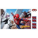 Amscan 271860 Spiderman Web Party Game