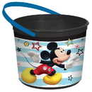 Partypro 261789 Mickey On The Go Favor Container