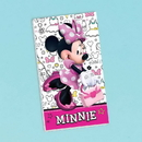 Partypro 399047 Minnie Happy Helper Notepad Favor